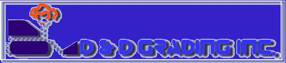 D&D GRADING logo